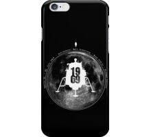 Apollo 11 Moon Landing iPhone Case/Skin