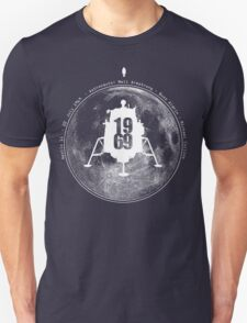 Apollo 11 Moon Landing T-Shirt
