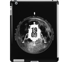 Apollo 11 Moon Landing iPad Case/Skin