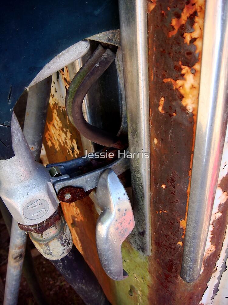 Gas Pump by Jessie Harris