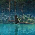 Eagle River by Walter Colvin