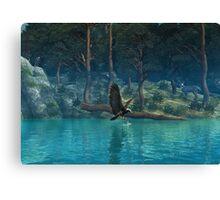 Eagle River Canvas Print