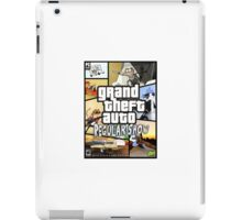Regular Show GTA iPad Case/Skin