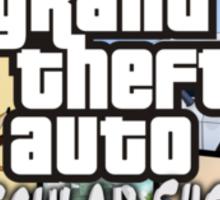 Regular Show GTA Sticker