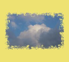 Sky with Clouds - Gathering Storm Kids Clothes
