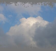 Sky with Clouds - Gathering Storm by theshirtshops