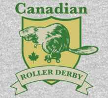 Canadian Roller Derby Kids Clothes