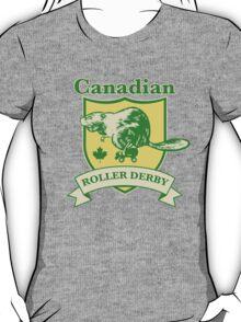 Canadian Roller Derby T-Shirt