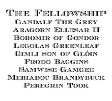 The Fellowship Photographic Print
