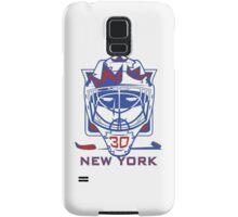 New York Hockey T-Shirt II Samsung Galaxy Case/Skin