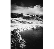 Infra-Red Lake Photographic Print