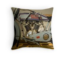 1915 HARLEY-DAVIDSON Throw Pillow