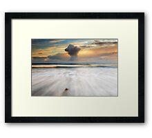 Talisker bay Framed Print