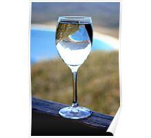 wineglass bay tasmania Poster