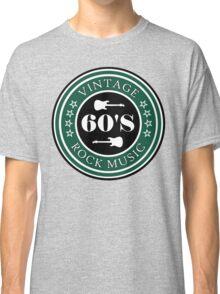 Vintage 60's Rock Music Classic T-Shirt