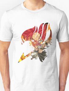 Natsu Fairy Tail 4 T-Shirt