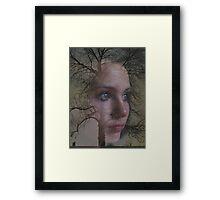 EMMA JANE Framed Print