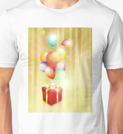 Celebration card 2 Unisex T-Shirt
