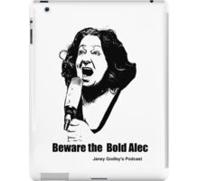 Janey: The Bold Alec iPad Case/Skin