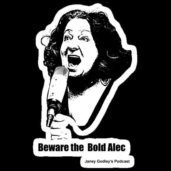 Janey: The Bold Alec by Janey Godley