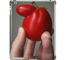 Of Veggie Weenies - Tomato iPad Case/Skin