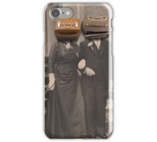 A match (luggage) iPhone Case/Skin