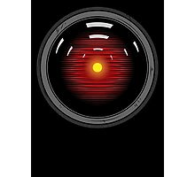 Hal 9000 Photographic Print