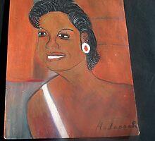 remembering  ... Josephine Baker by Hadassah