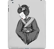 Vecta Geisha 5 iPad Case/Skin