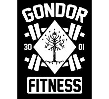 Gondor Fitness Photographic Print