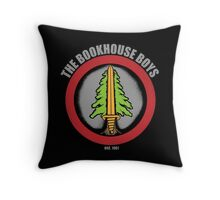 The Bookhouse Boys - Twin Peaks Throw Pillow