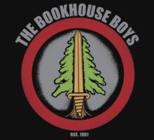 The Bookhouse Boys - Twin Peaks by Phryan
