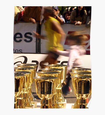 Marathon Effort Poster