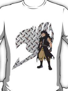 Gajeel Fairy Tail 2 T-Shirt