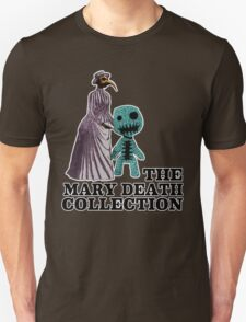 The Mary Death Collection - Plague Doctor and DooVoo Doll Unisex T-Shirt