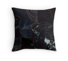 tattoo you 2 Throw Pillow