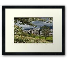 View from Crow Park, Keswick Framed Print