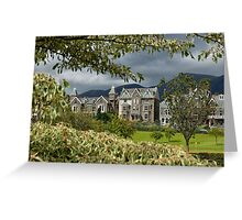 View from Crow Park, Keswick Greeting Card