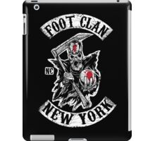 Sons of the Foot Clan iPad Case/Skin