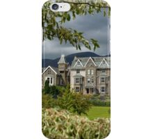 View from Crow Park, Keswick iPhone Case/Skin