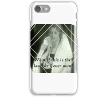 [Socialite] Anxiety I iPhone Case/Skin