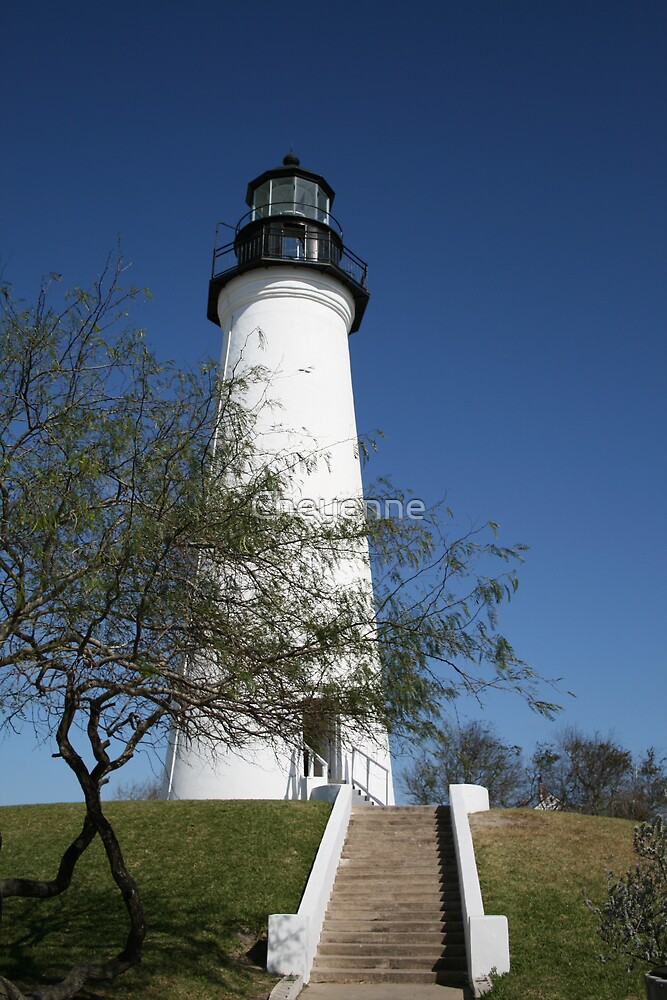 Lighthouse (2) by Cheyenne