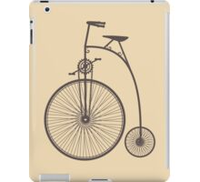 Retro vintage iPad Case/Skin