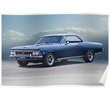 1966 Chevrolet Chevelle SS396  Poster