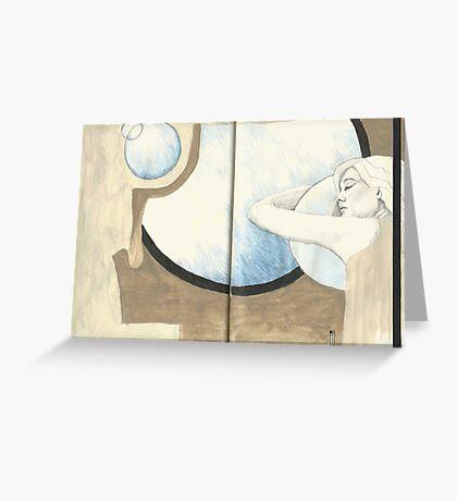 Sketchbook Jak, 54-55 Greeting Card