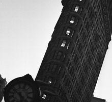 5th Avenue by Cornel Pasca