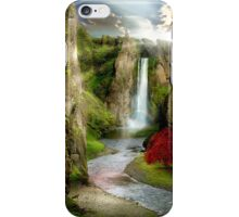 Shangri-La River iPhone Case/Skin