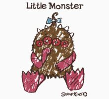 Little Monster One Piece - Short Sleeve