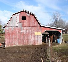 Truxton Barn by inventor