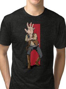 Hand Solo! Handt Rebel Fighter Tri-blend T-Shirt